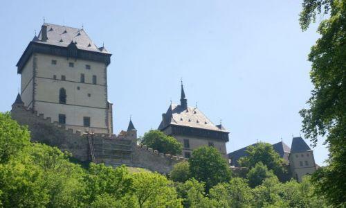 Zdjęcie CZECHY / okolice Pragi / Karsztejn / Najpiękniejszy czeski zamek III