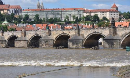 Zdjecie CZECHY / - / Praga / Walory Pragi