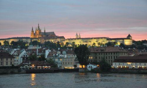 Zdjecie CZECHY / - / Praga / Cudna Praga