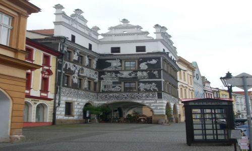 Zdjęcie CZECHY / Nad Łabą / . / Na rynku