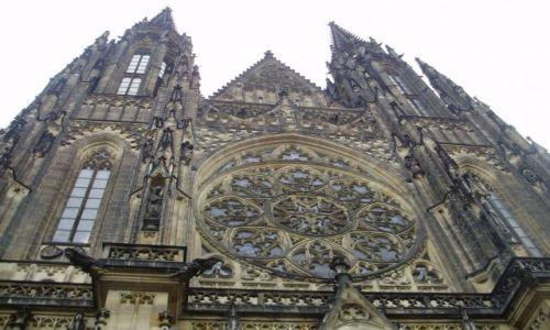 Zdjecie CZECHY / kraj środkowoczeski / Praga / Katedra św. Wit