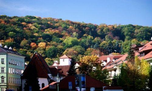 Zdjecie CZECHY / - / Praga / jesienna Praga