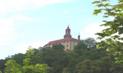 Zdjęcie CZECHY / Hradecki Kraj / Nachod / perełka renesansu - zamek w Nachodzie