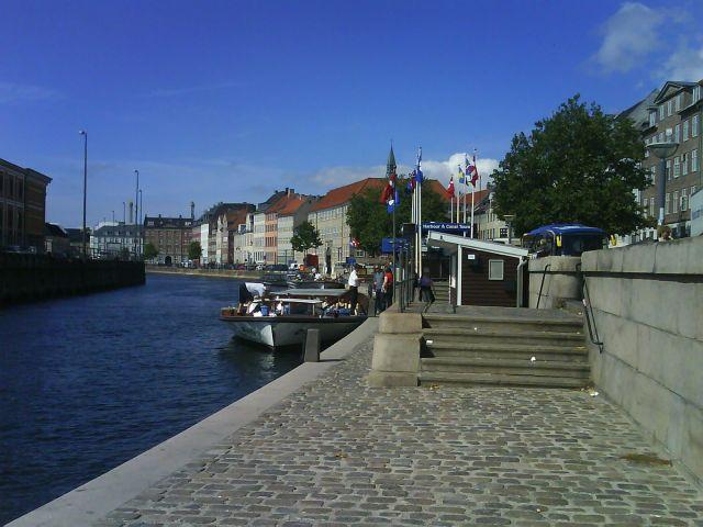 Zdjęcia: Kopenhaga, Canal Bus, DANIA
