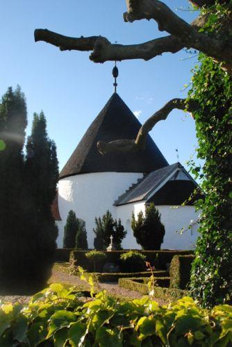 Zdjęcia: Bornholm , Bornholm, rotunda, DANIA