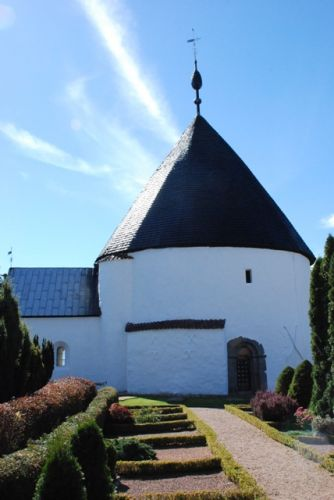 Zdj�cia: Bornholm , Bornholm , Rotunden, DANIA