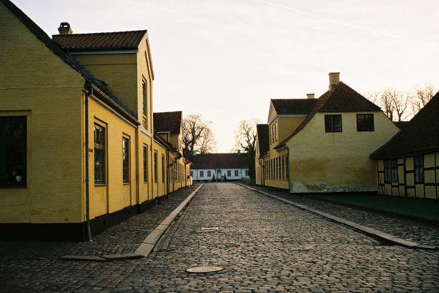Zdjęcia: Wschodnia Dania, Wschodnia Dania, ULICZKA, DANIA
