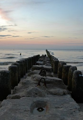 Zdjęcia: Wyprawa Rowerowa Dookola Bornholmu, Bornholm, W dal, DANIA