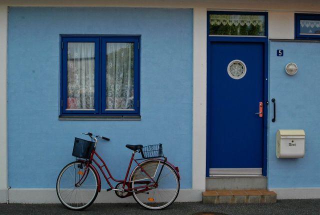 Zdj�cia: Wyprawa Rowerowa Dookola Bornholmu, Bornholm, Nexo, DANIA