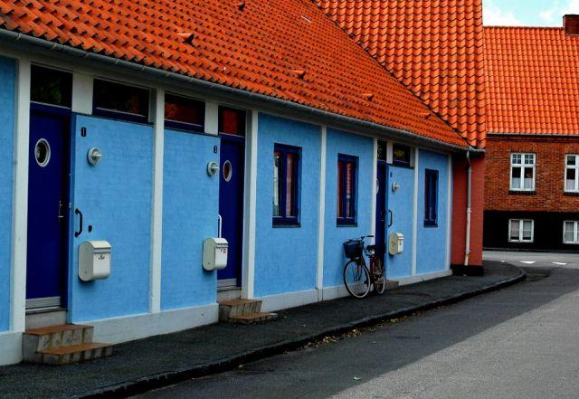 Zdjęcia: Wyprawa Rowerowa Dookola Bornholmu, Bornholm, Nexo, DANIA