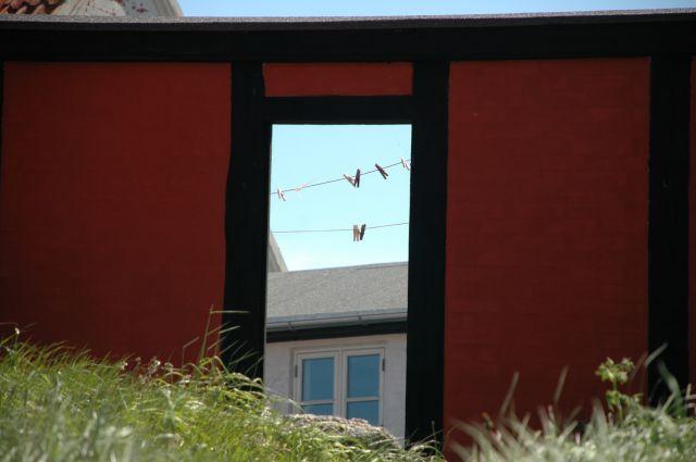 Zdjęcia: Gudhjem, Bornholm, Konkurs Drzwi Świata , DANIA