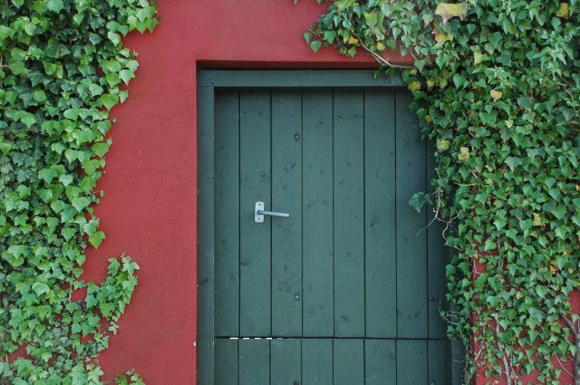 Zdjęcia: Svaneke, Bornholm, Konkurs Drzwi Świata , DANIA