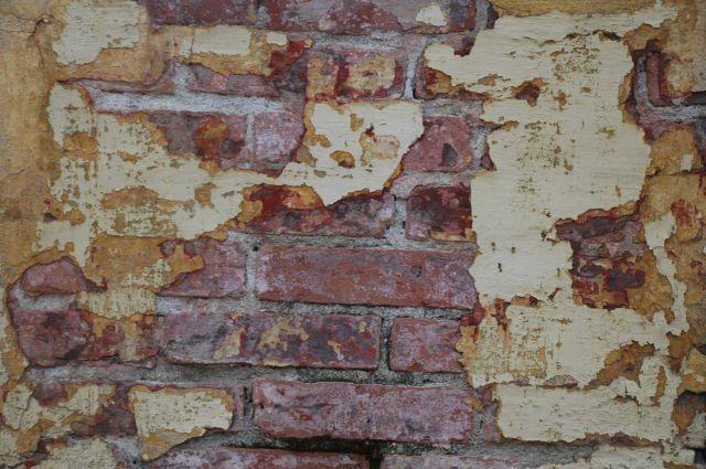 Zdj�cia: Gudhjem, Bornholm, mur, DANIA