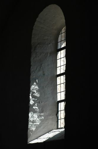 Zdjęcia: Aakirkeby, Bornholm, okno, DANIA