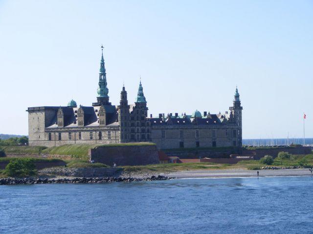 Zdjęcia: Helsingor, zamek w Helsingor, DANIA