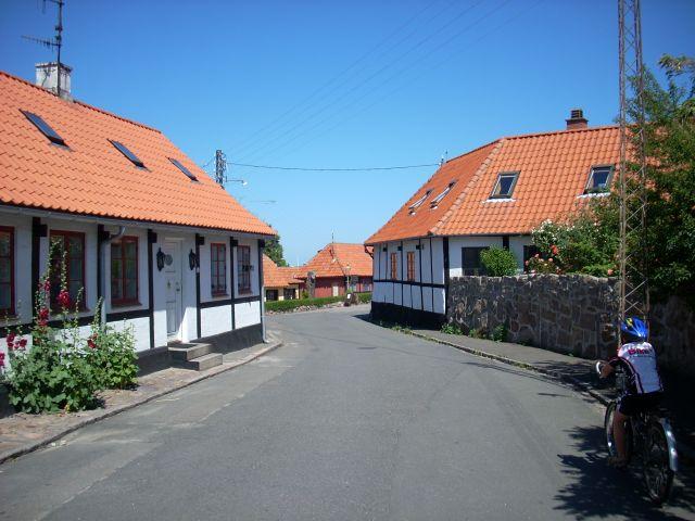 Zdjęcia: Bornholm, Na drodze., DANIA
