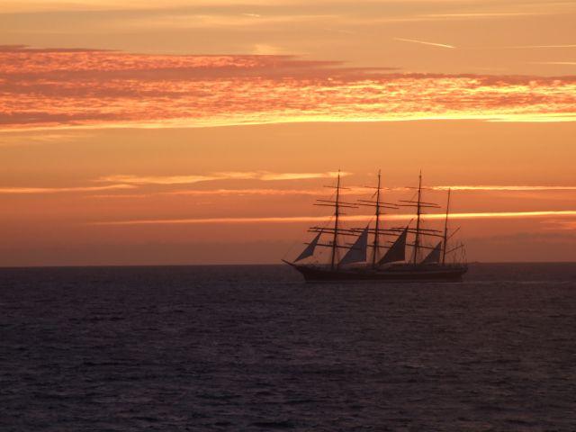 Zdjęcia: morze , Wielkie Bełty, Żaglowiec, DANIA