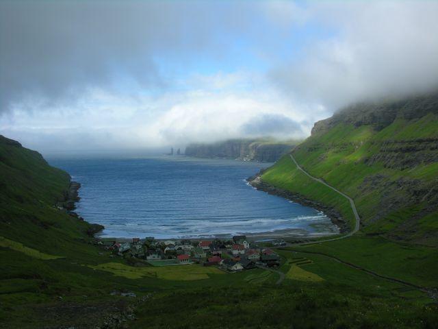 Zdjęcia: Wyspy Owcze, miejsce do życia, DANIA