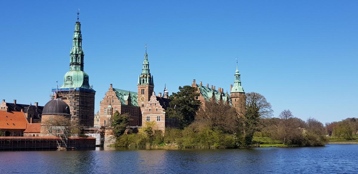 Zdjęcia: Miasteczko Hillerod, Dania wschodnia, Zamek Frederiksborg, DANIA