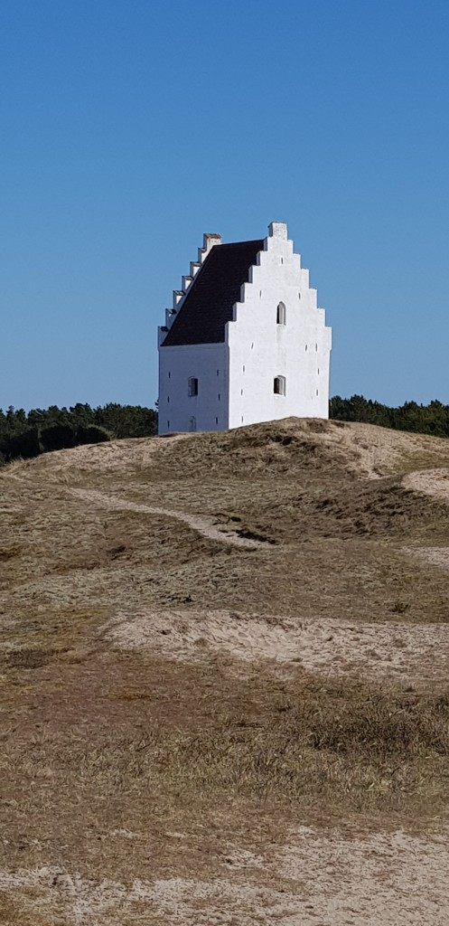 Zdjęcia: Skagen, Północna Jutlandia, Den Tilsandede Kirke, DANIA