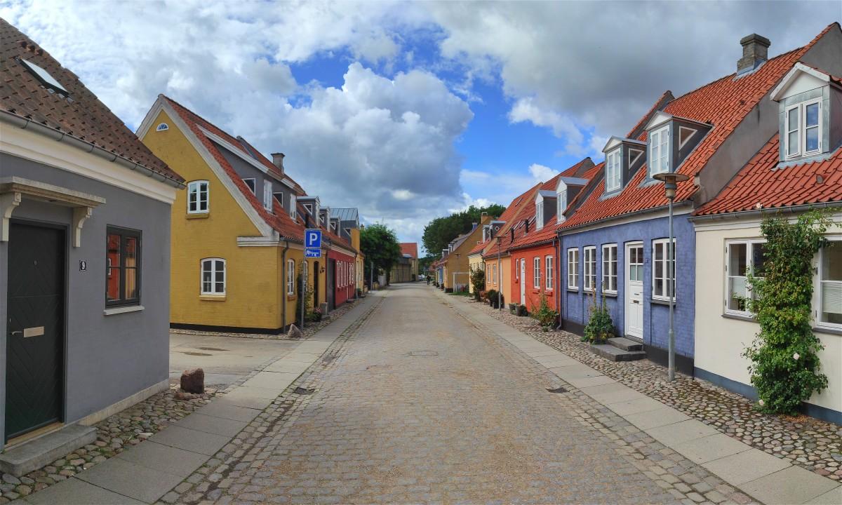 Zdjęcia: Koege, Zelandia, Spacer uliczkami Køge, DANIA