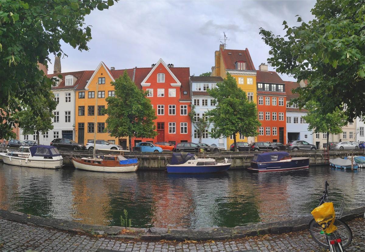 Zdjęcia: Kopenhaga, Zelandia, Christianshavn w Kopenhadze, DANIA