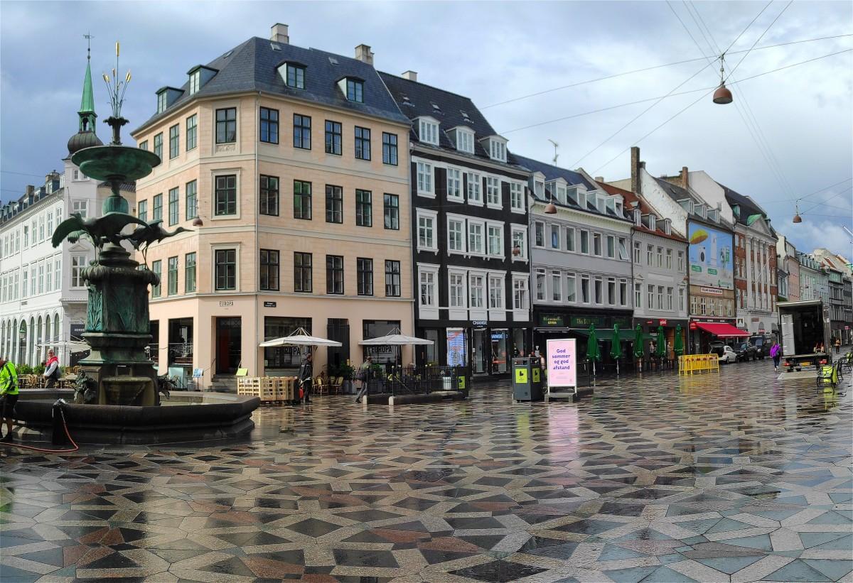 Zdjęcia: Kopenhaga, Zelandia, Strøget w Kopenhadze , DANIA