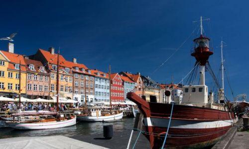 Zdjęcie DANIA / Kopenhaga / Nyhavn / Nyhavn