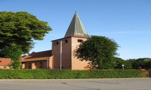 Zdjęcie DANIA / gmina w Danii  w okręgu Vejle Amt. / Brædstrup / Kościół