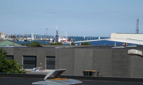 Zdjęcie DANIA / Jutlandia Środkowa / Horsens / Z końca dachu