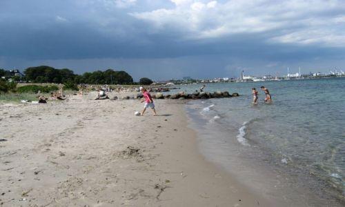 Zdjęcie DANIA / Jutlandia Środkowa / Aarhus / Zabawa na plazy
