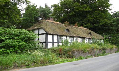 Zdjęcie DANIA / gmina w Danii  w okręgu Vejle Amt. / Braedstrup / Chatka