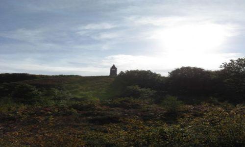 Zdjecie DANIA / Jutlandia Środkowa / Himmelbjerget og Hjejlen / Jeden z najwyższych punktów w Danii - 147m n.p.m.