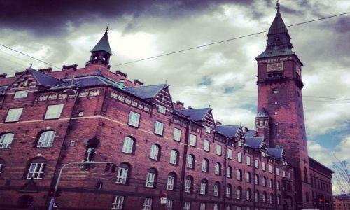 Zdjęcie DANIA / Kopenhagen / city  / gothic city