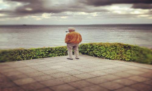 Zdjecie DANIA / kopenhagen / Louisiana  / stary człowiek i morze