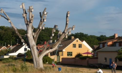DANIA / Wyspa Bornholm / Olkolice Malsted / Wyprawa rowerowa na Bornholm