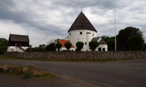 Zdjecie DANIA / Tejn / Bornholm / Ols kirke.