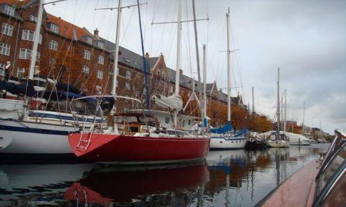 Zdjęcie DANIA / zelandia / kopenhaga / kanały w kopenhadze