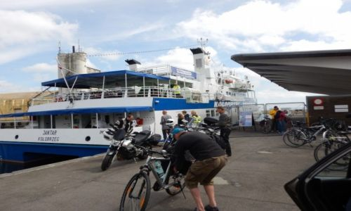 Zdjęcie DANIA / Bornholm. / Na wyspie.  / Na Bornholmie.