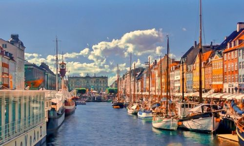 Zdjęcie DANIA / - / Kopenhaga / Kopenhaga
