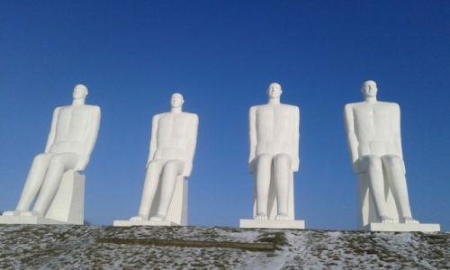 Zdjecie DANIA / Esbjerg / Esbjerg / Rzeźby dziesięc