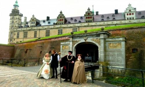 Zdjecie DANIA / Helsingor / Kronborg / Witajcie w zamk