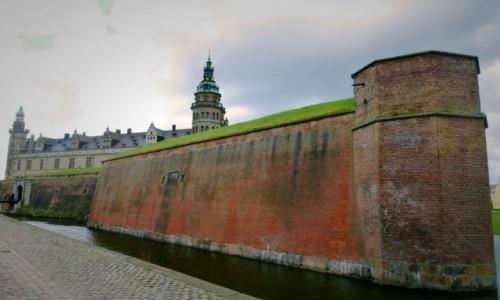 Zdjecie DANIA / Helsinborg / Kronborg / Zamek Hamleta