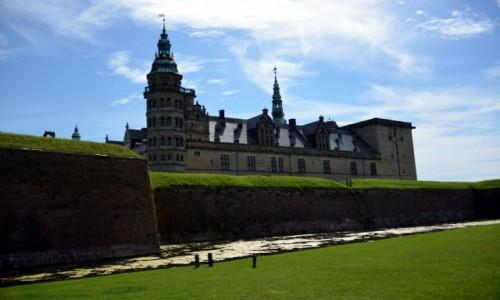 Zdjęcie DANIA / XXX / Helsingør / Kronborg - zamek Hamleta