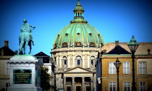 Zdjecie DANIA / xxx / Kopenhaga / Amalienborg Pałac Królewski