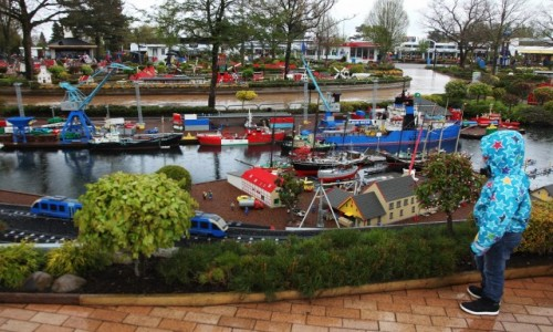 Zdjęcie DANIA / Jutlandia / Billund, Legoland / Mały konstruktor