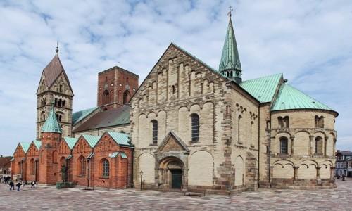 Zdjęcie DANIA / Południowo-zachodnia Jutlandia / Ribe / Katedra, czyli Kościół Naszej Pani