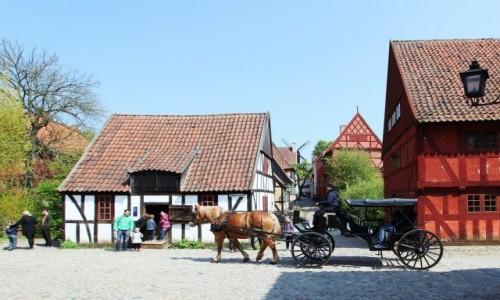 Zdjecie DANIA / Aarhus / Stare Miasto / Dorożka