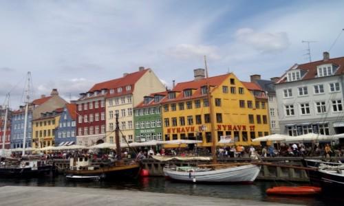 Zdjecie DANIA / - / Kopenhaga / Nyhavn