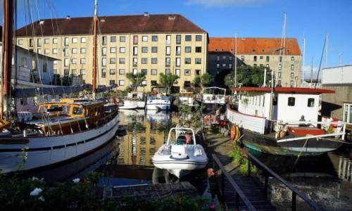 Zdjęcie DANIA / Kopenhaga / . / Mieszkania na wodzie